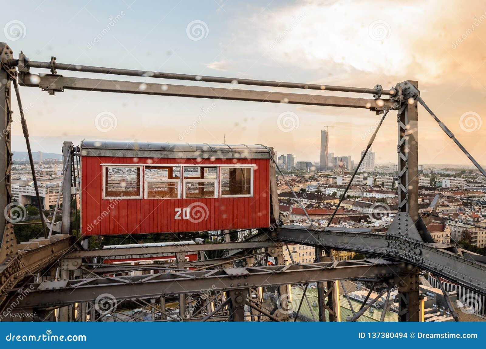 El gigante rueda adentro Viena