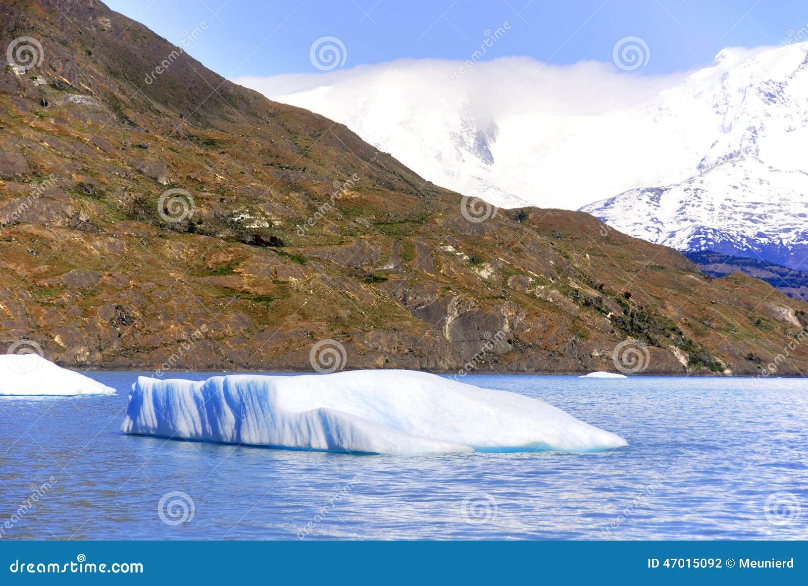 El glaciar de Perito Moreno