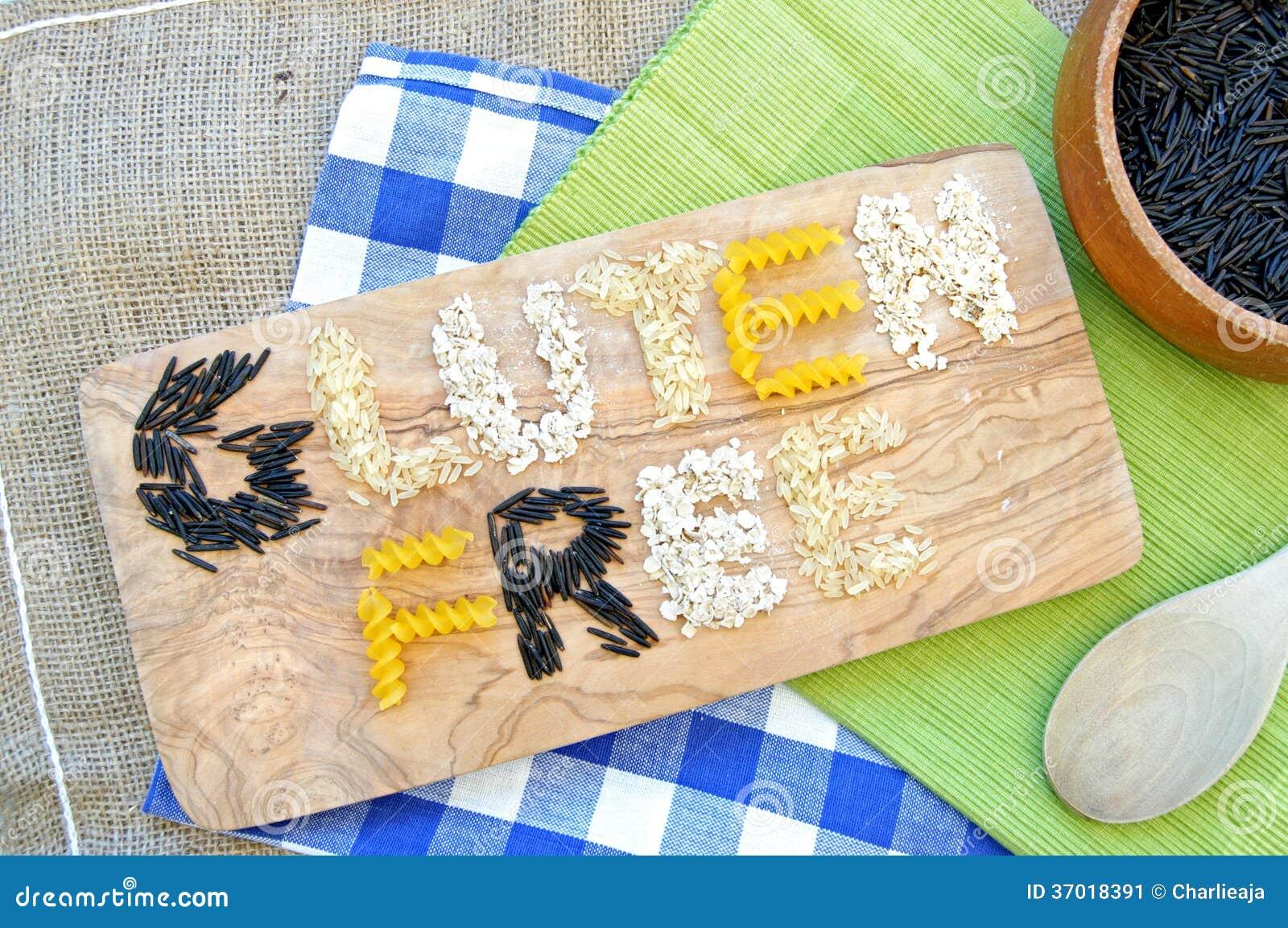 El gluten libera