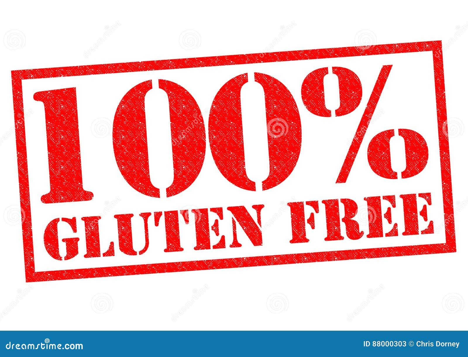 El gluten 100  libera