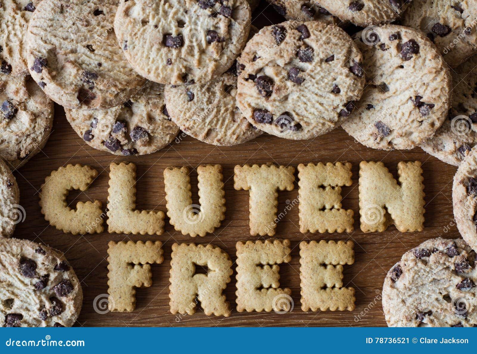 El gluten libera la comida