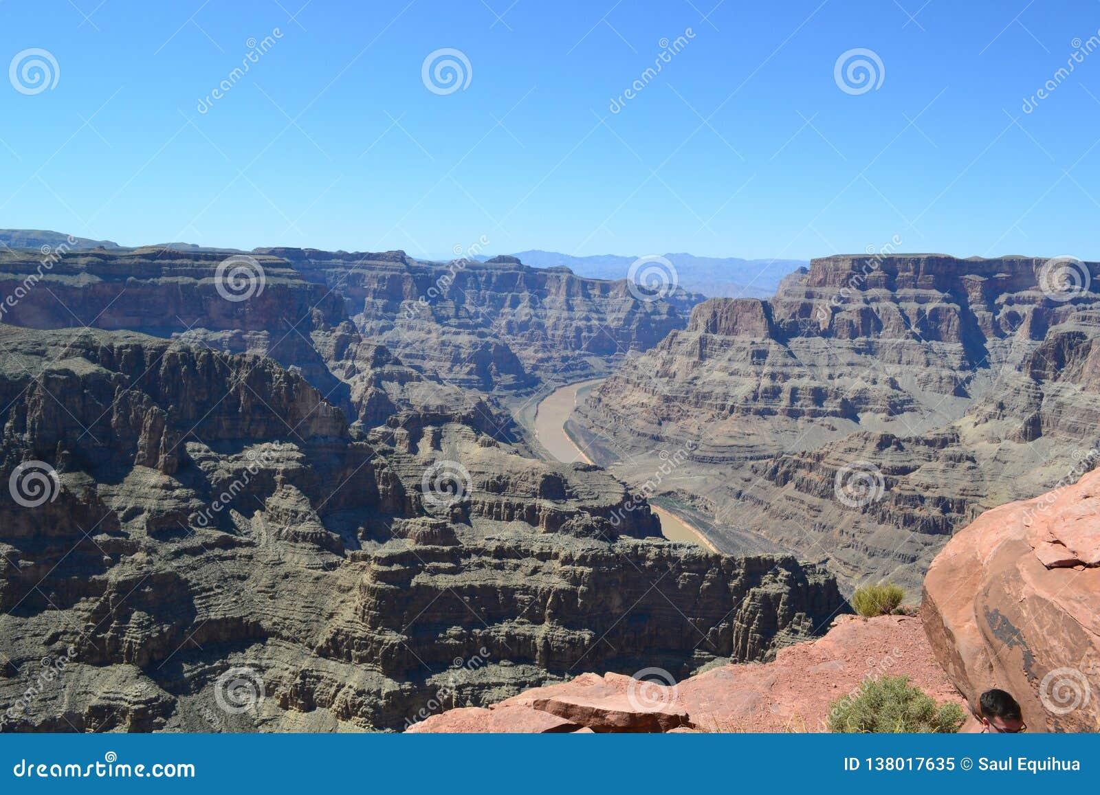 El gran barranco de Colorado