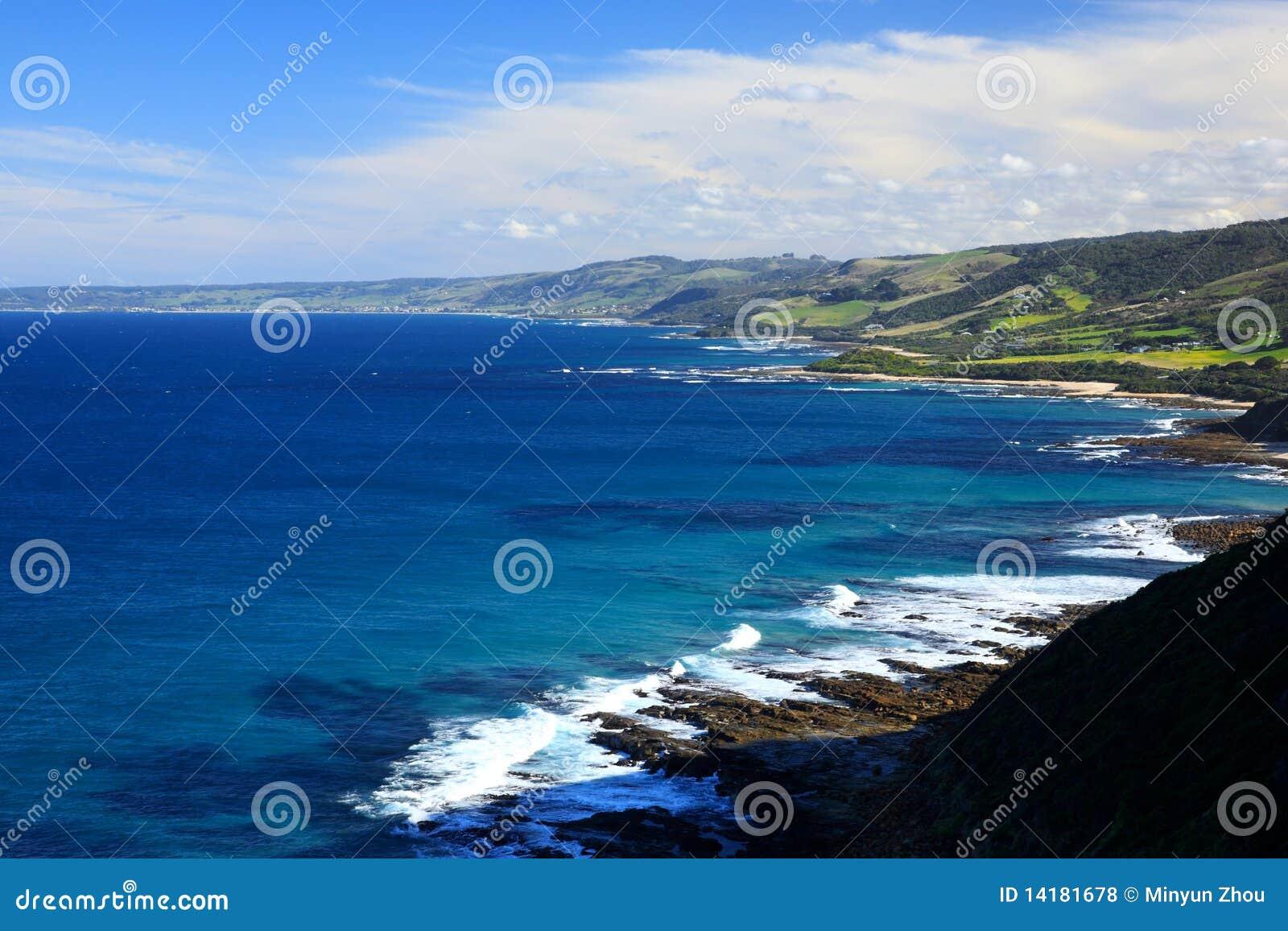 El gran camino del océano