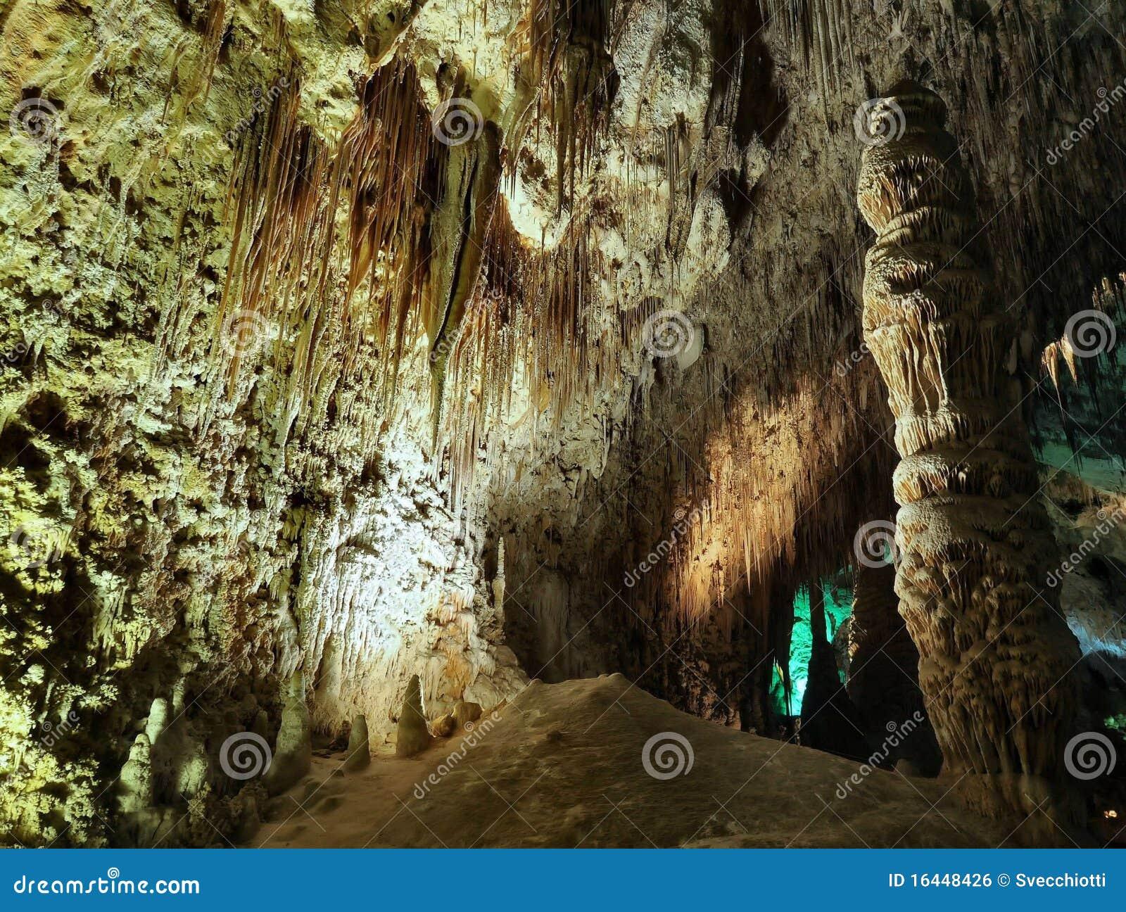 El gran cuarto - cavernas de Carlsbad