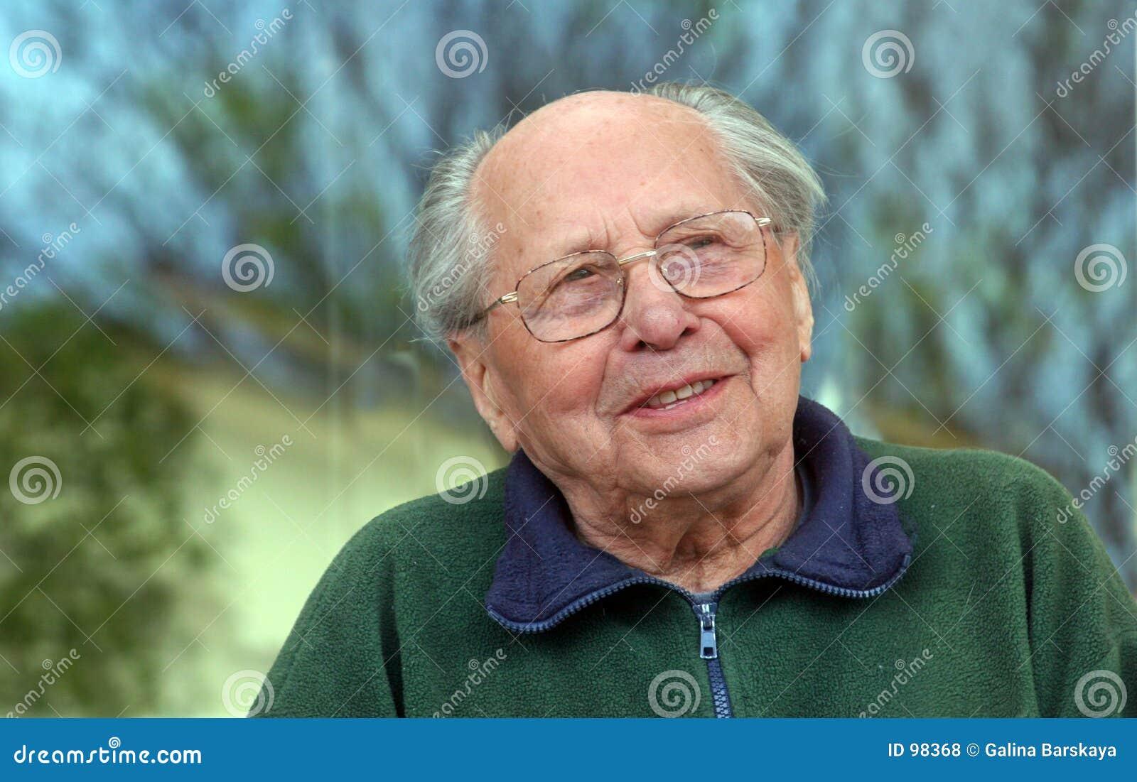 El hablar del viejo hombre