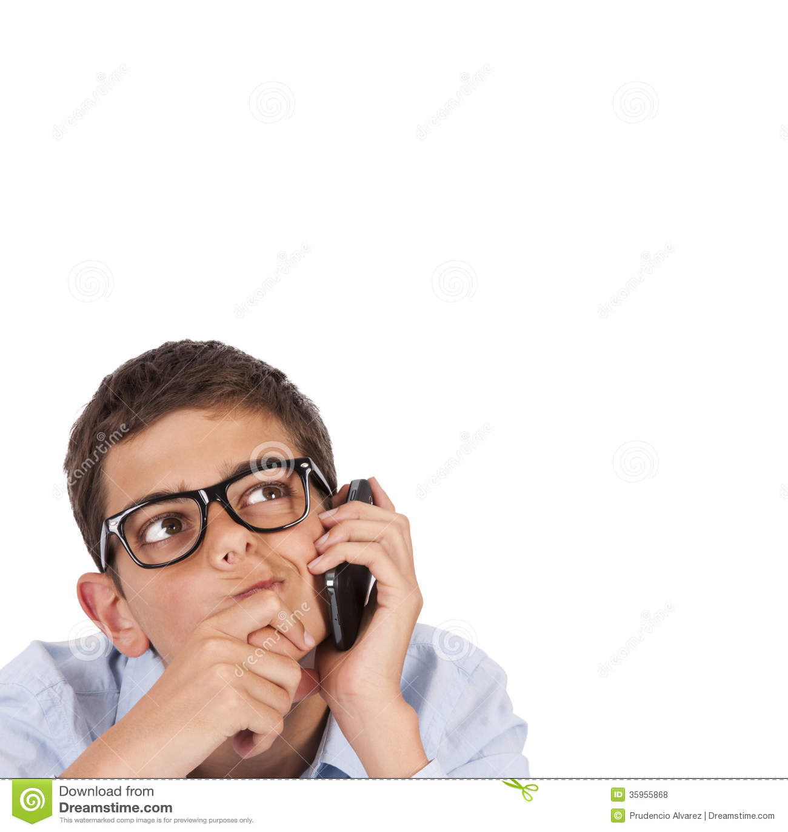 El hablar en el teléfono