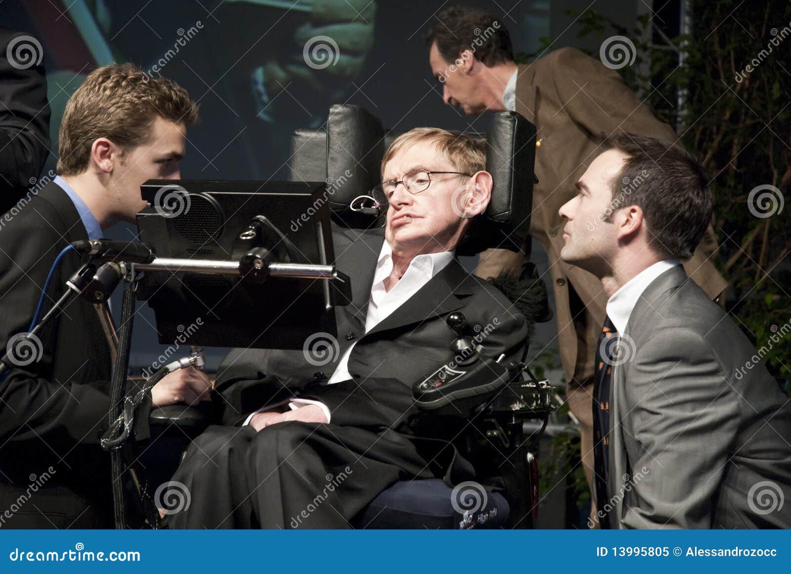El Hawking de Stephen