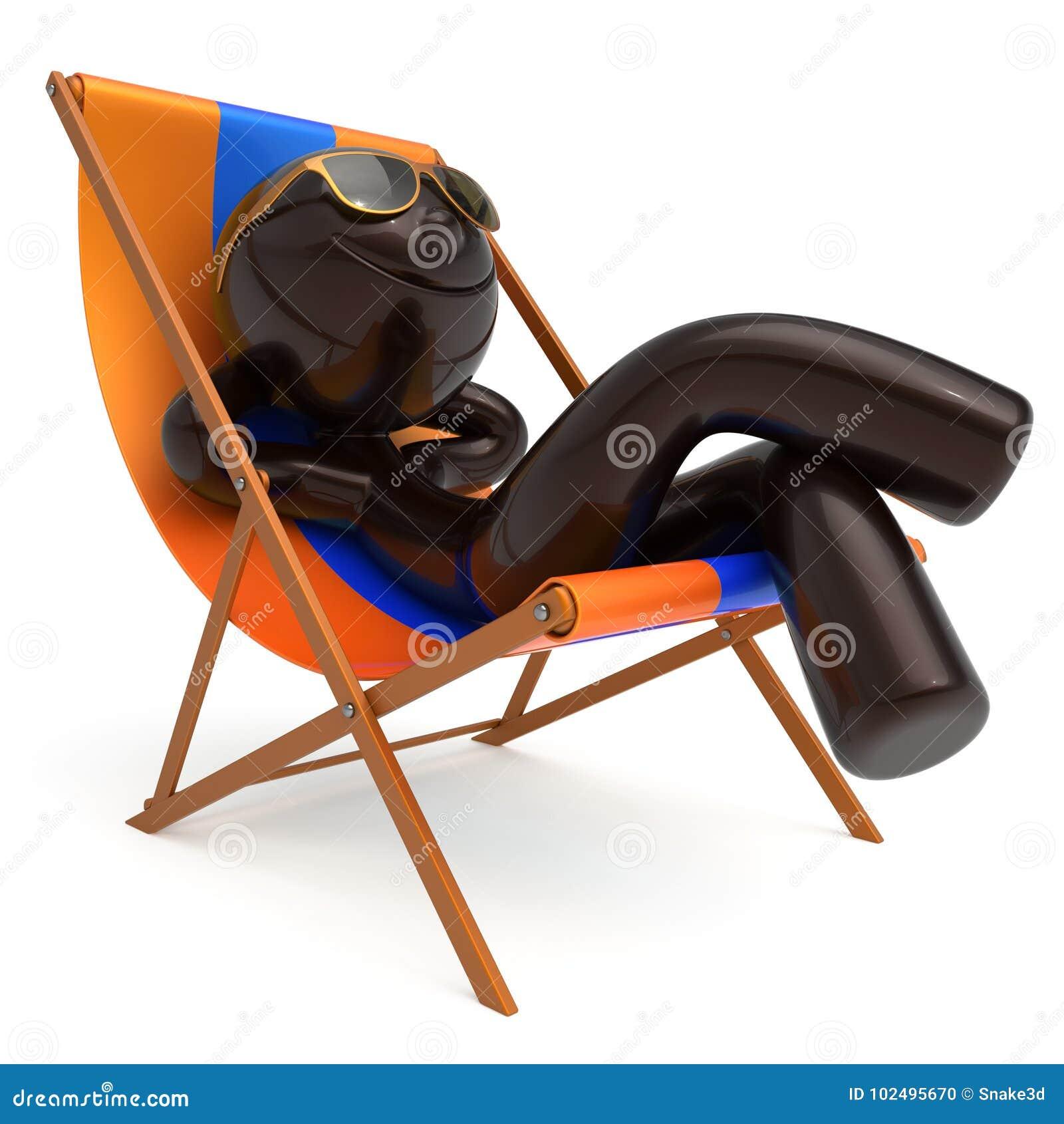 El hombre sonriente relaja a la persona del verano de las gafas de sol de la bcfa10316fba