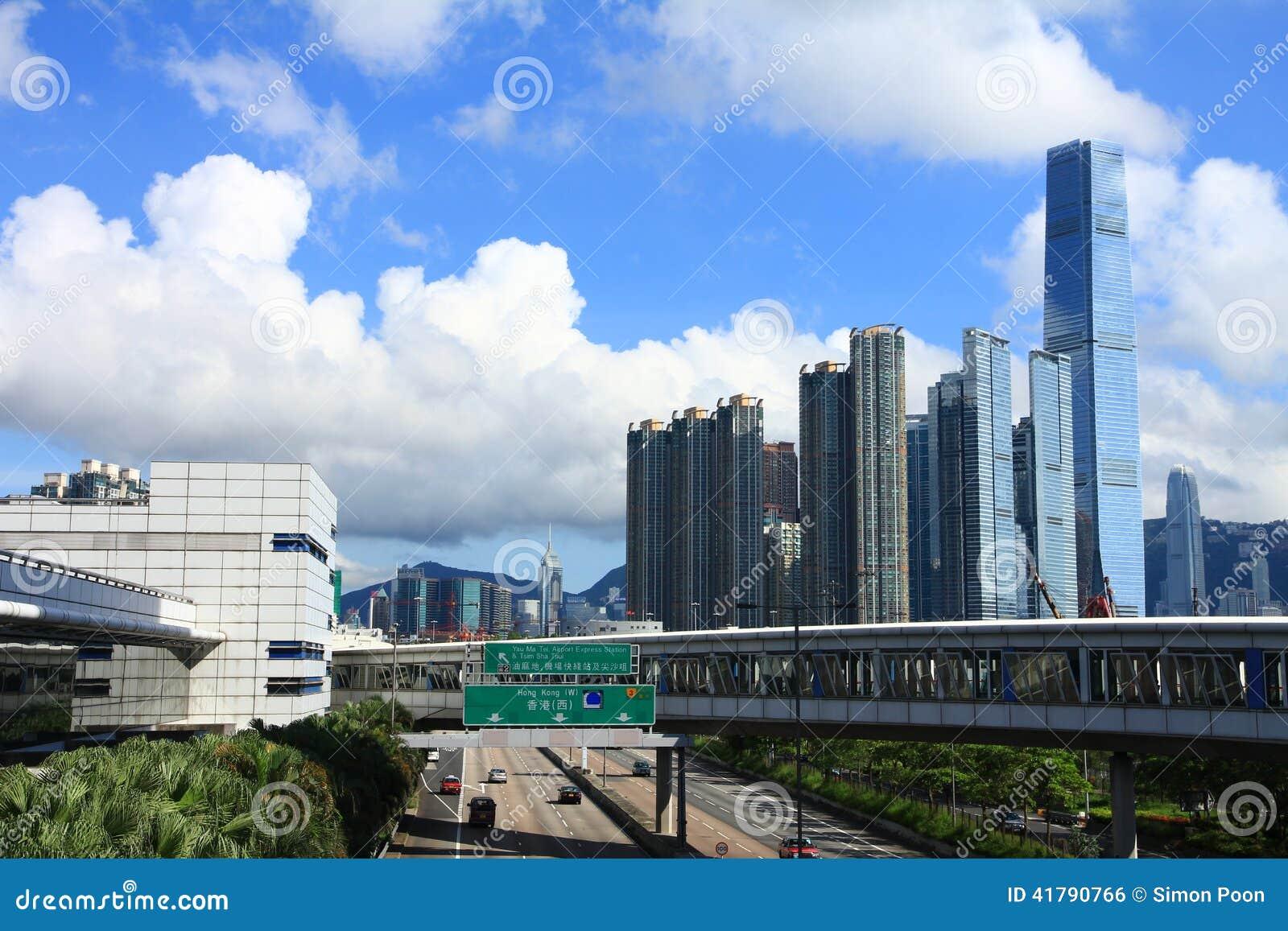 El horizonte de Kowloon