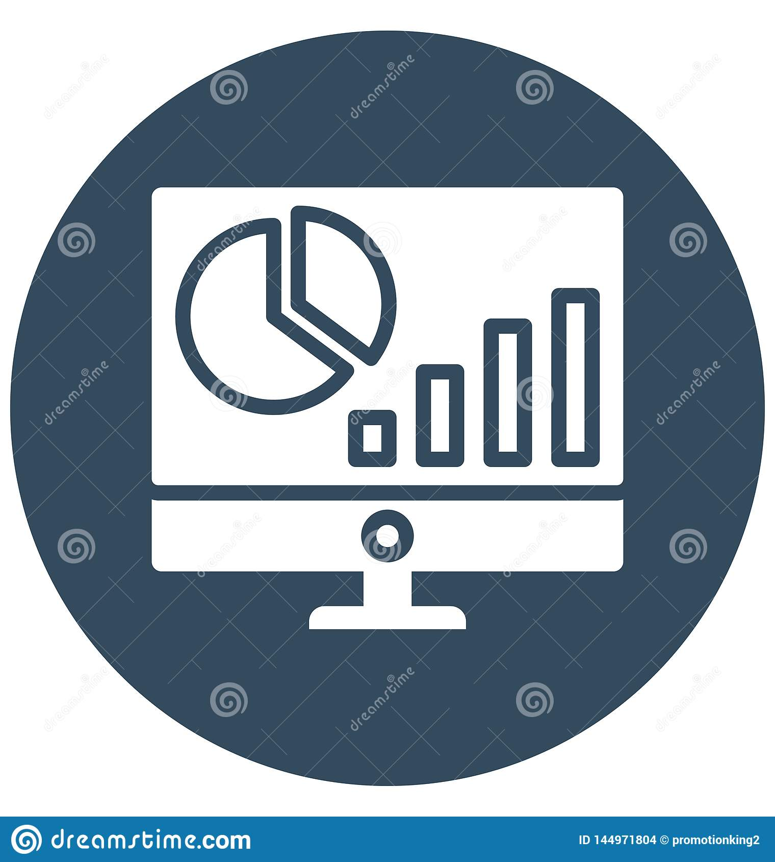 El icono aislado evaluaci?n del vector de Busi Business que puede evaluaci?n del easilness aisl? el icono del vector que puede mo