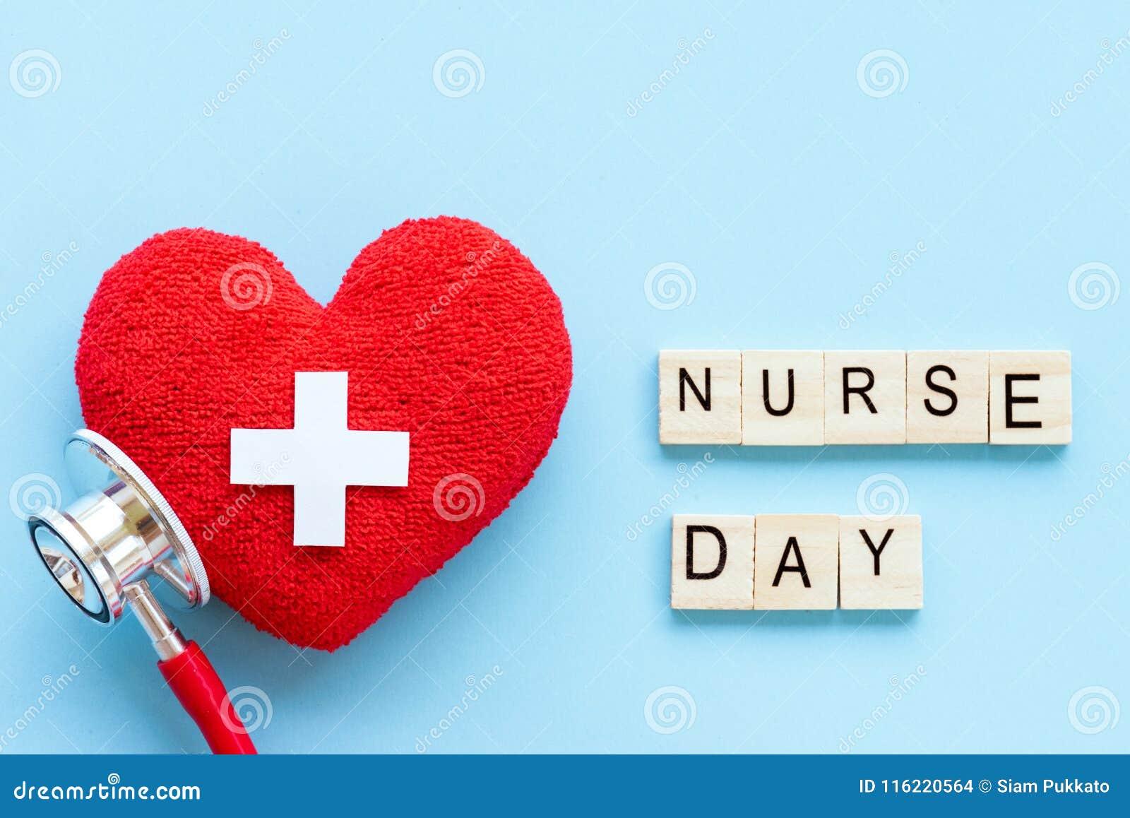 El International cuida día, el 12 de mayo Atención sanitaria y concepto médico