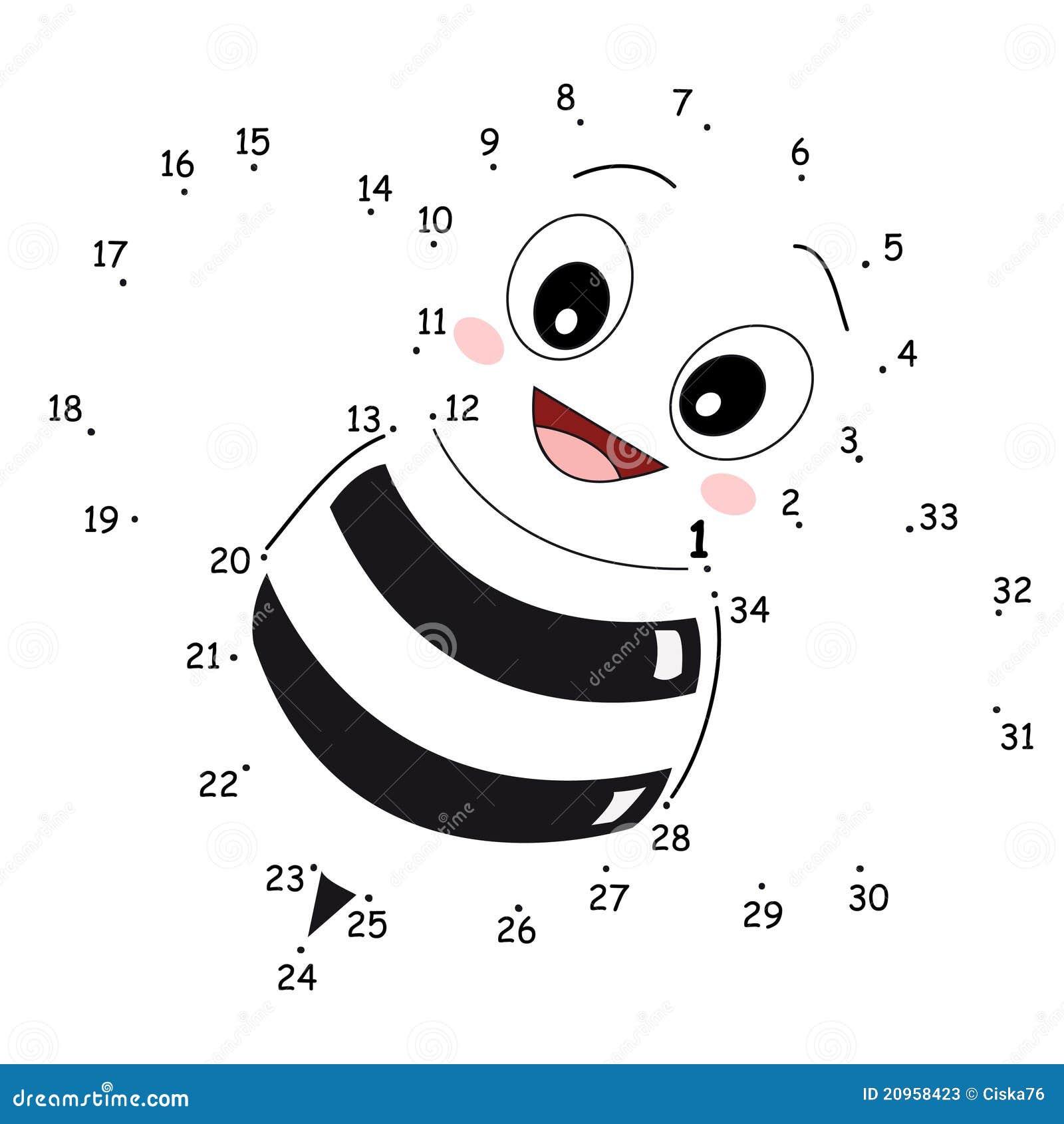 dot to dot worksheets 1 20