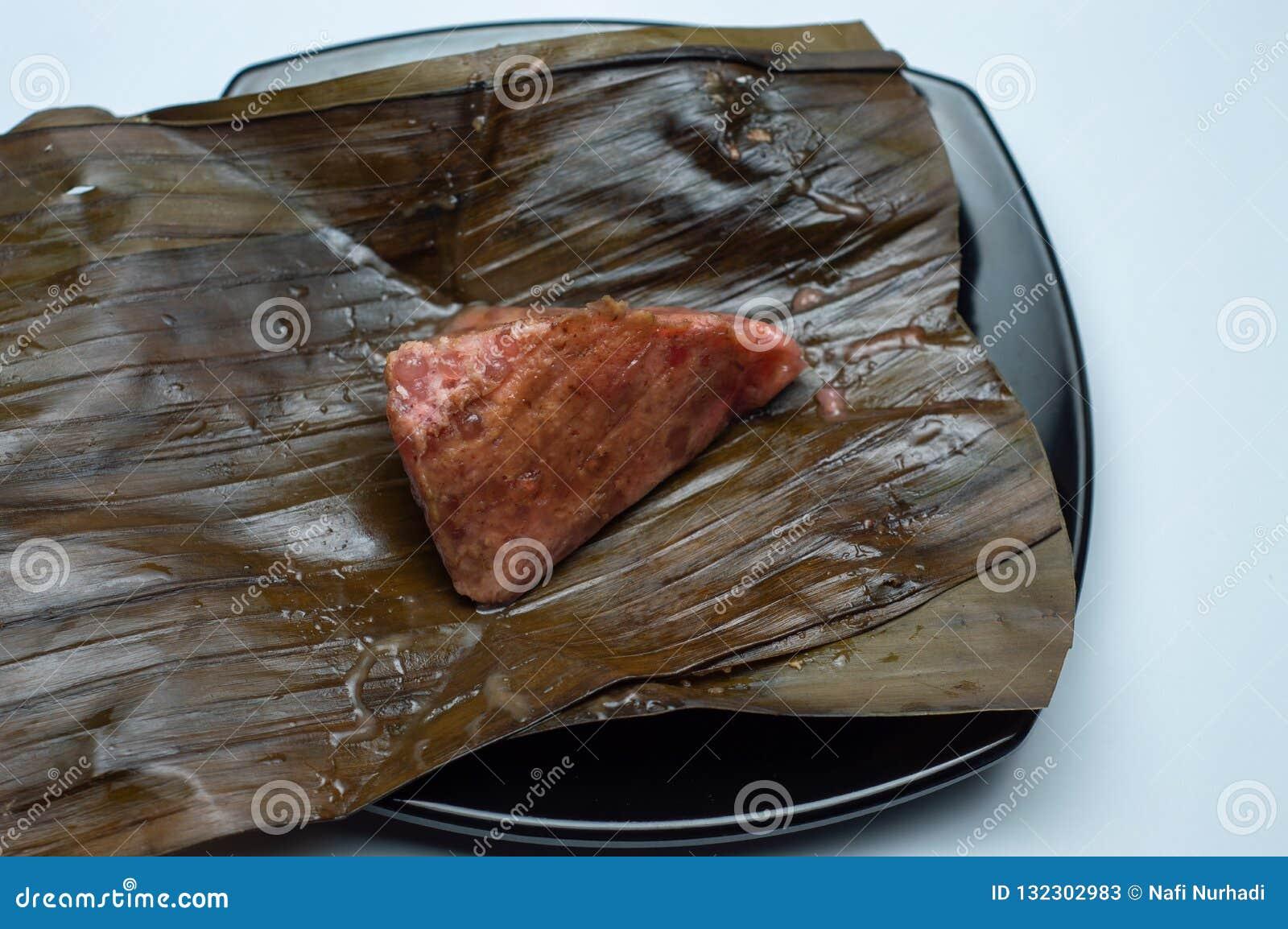 El kelapa del mutiara de Kue es una de tortas tradicionales de Indonesia