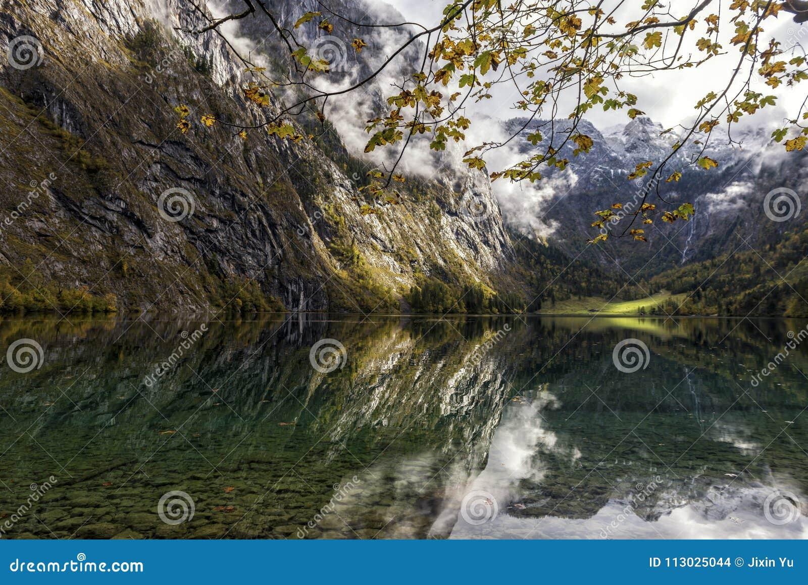 El Koenigssee beautyful