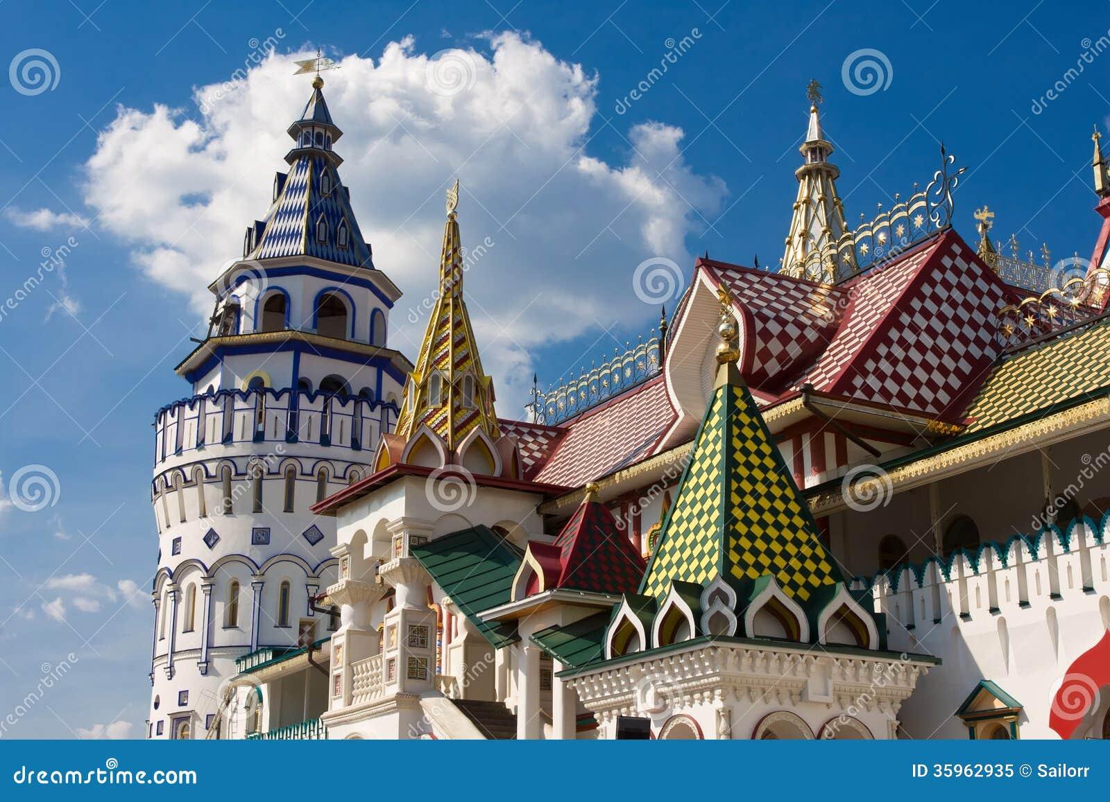 El Kremlin en Izmailovo