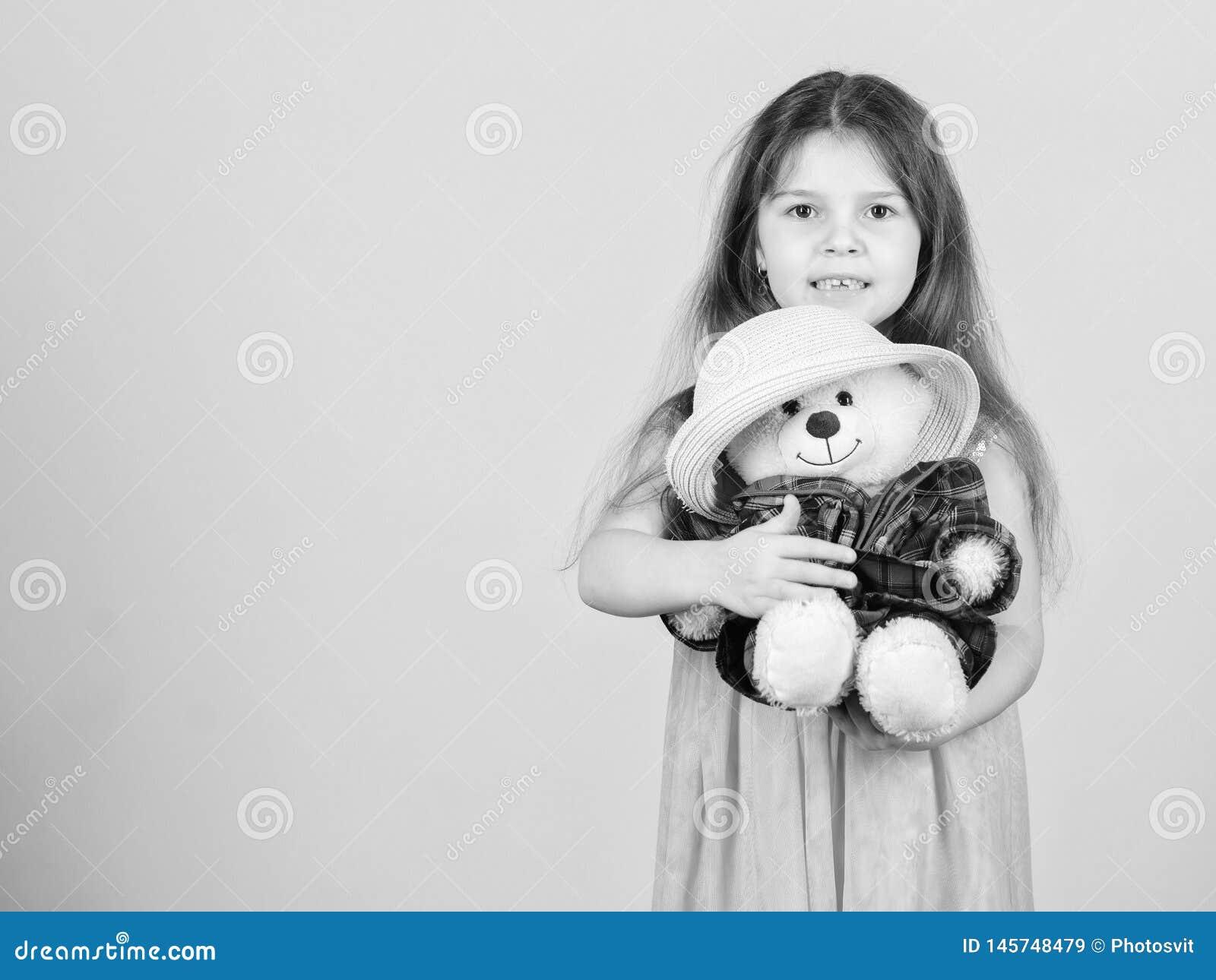 El m?s lindo nunca Del ni?o de la ni?a fondo beige suave del oso de peluche del juguete del abrazo cuidadosamente Accesorios blan