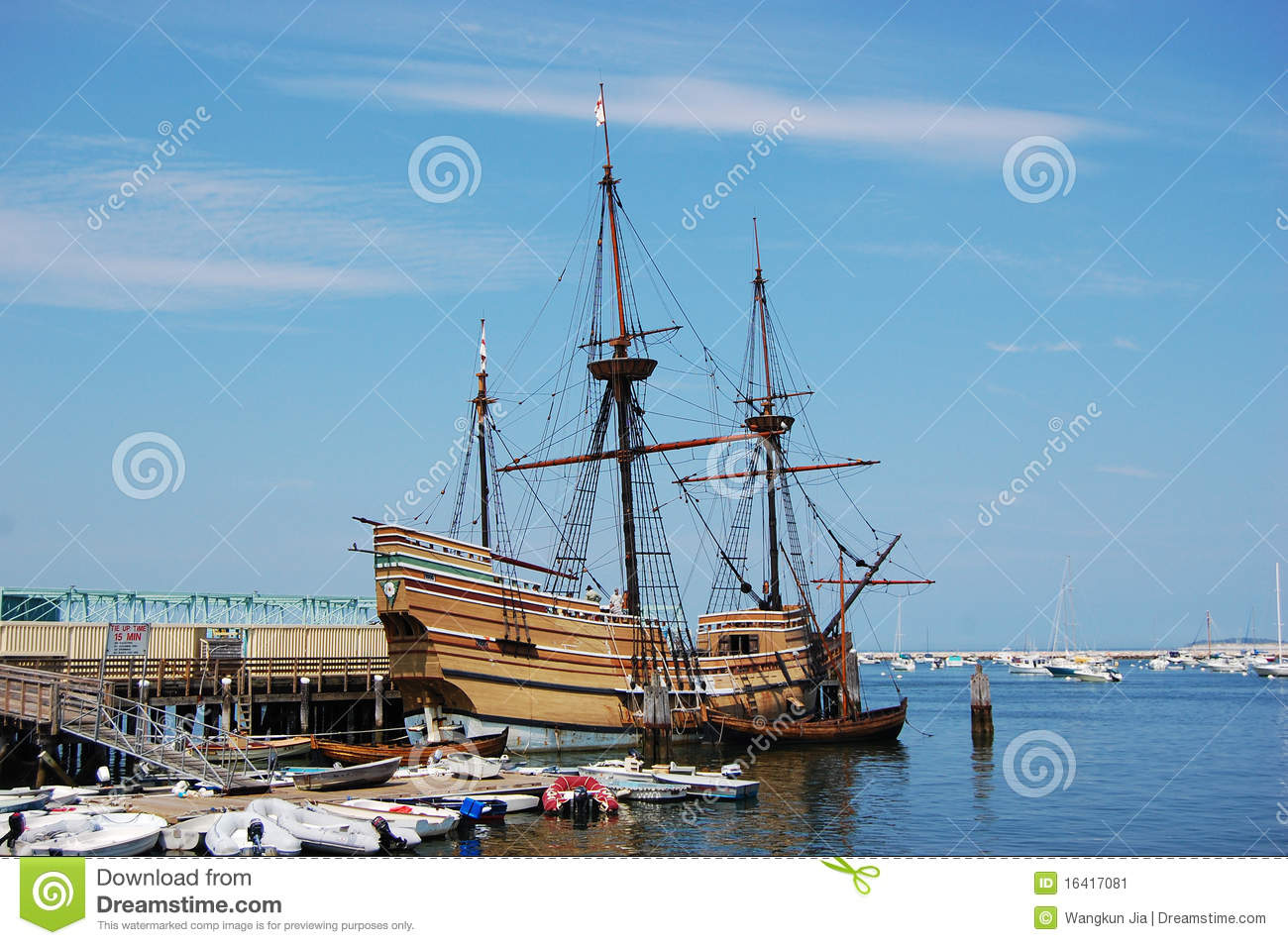El Mayflower II