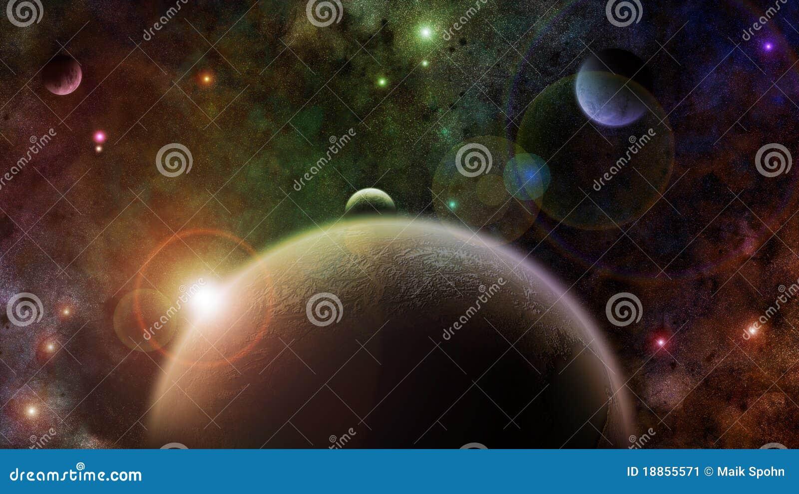 El mayor universo
