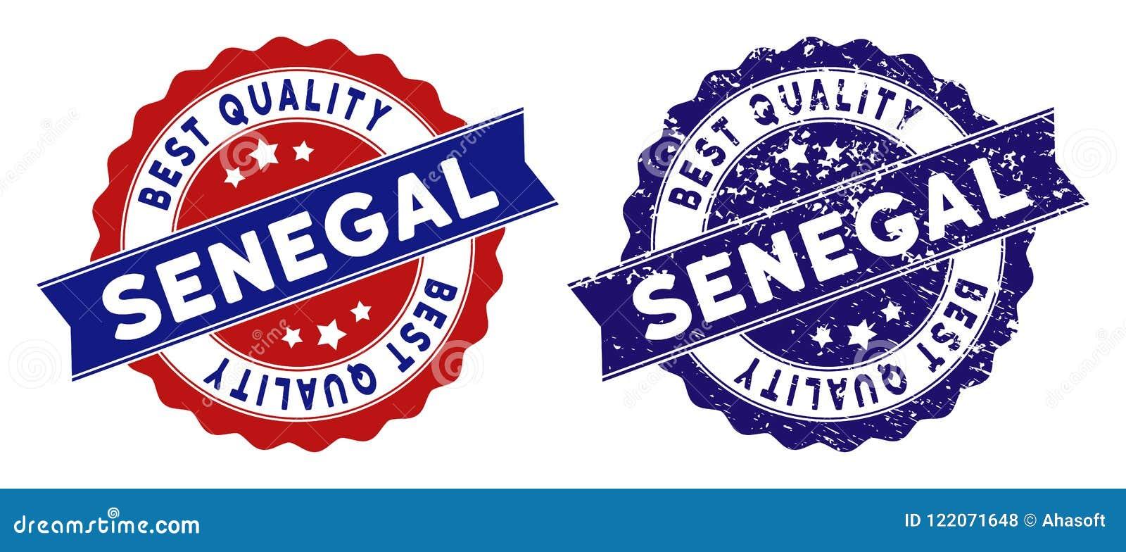 El mejor sello de la calidad de Senegal con estilo sucio