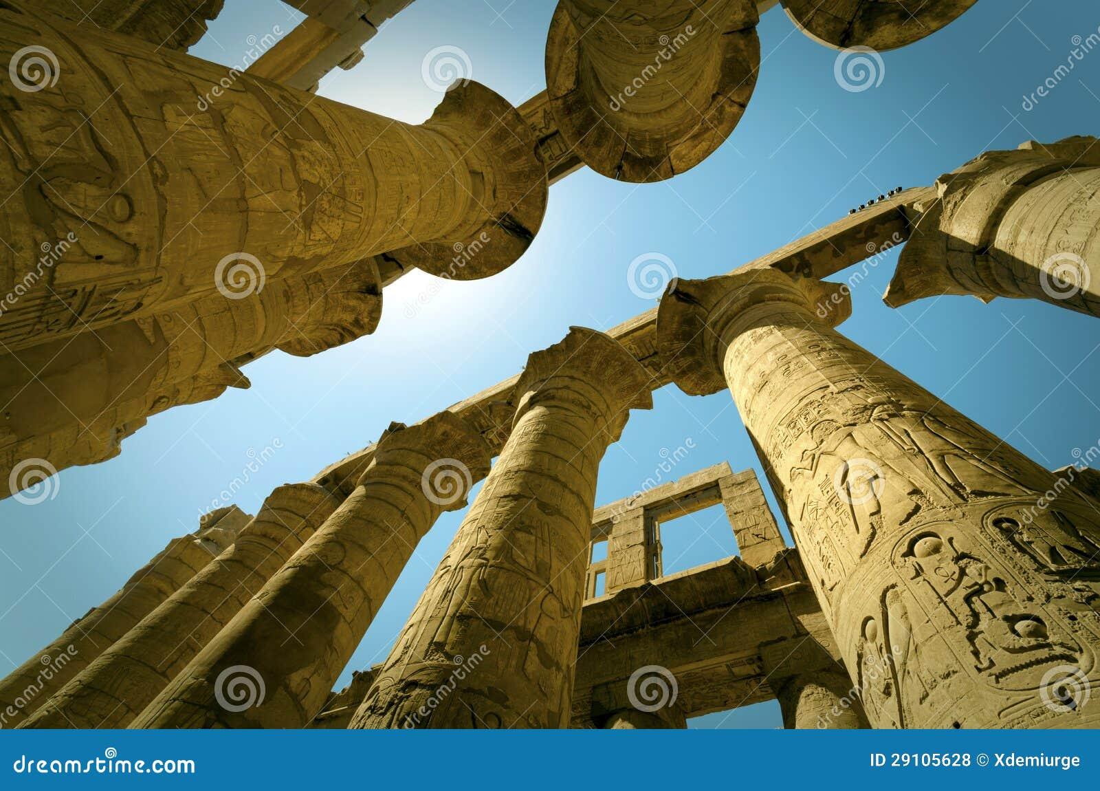 El misterio de Egipto, Luxor, Karnak