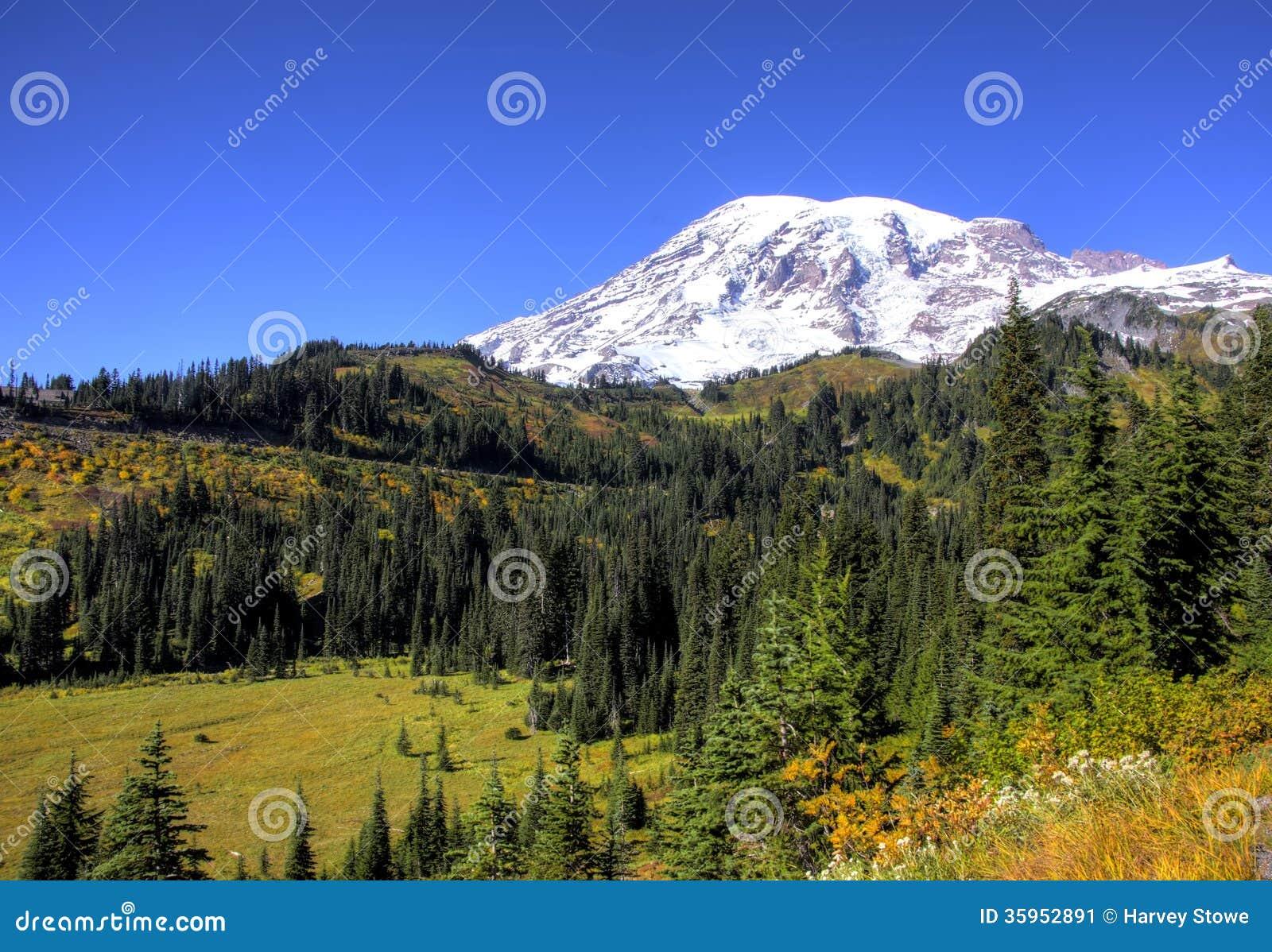 El Monte Rainier