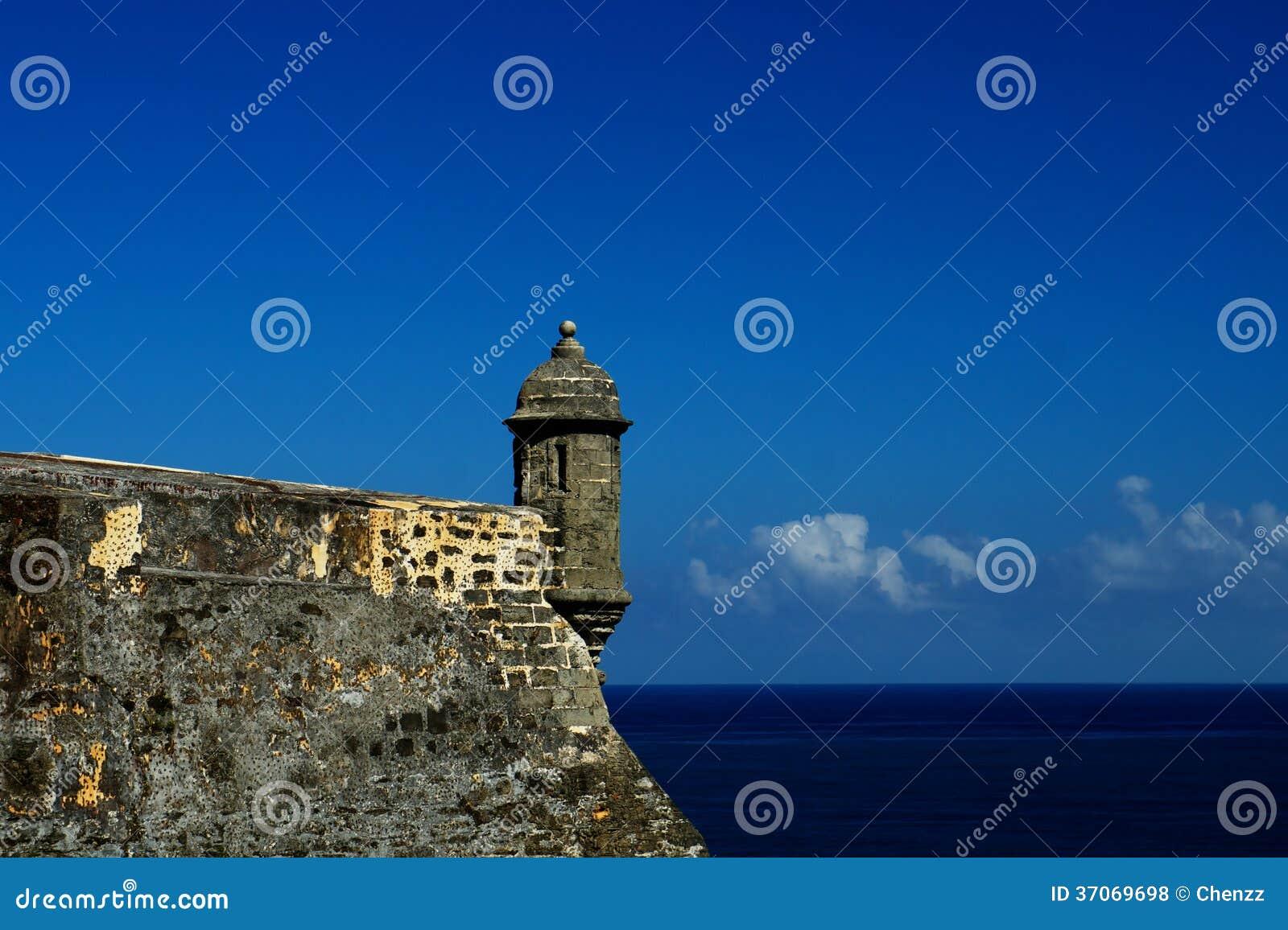 El-Morro, Bastion in San Juan