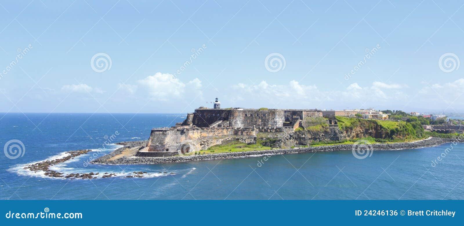 EL morro Fort Puerto Rico