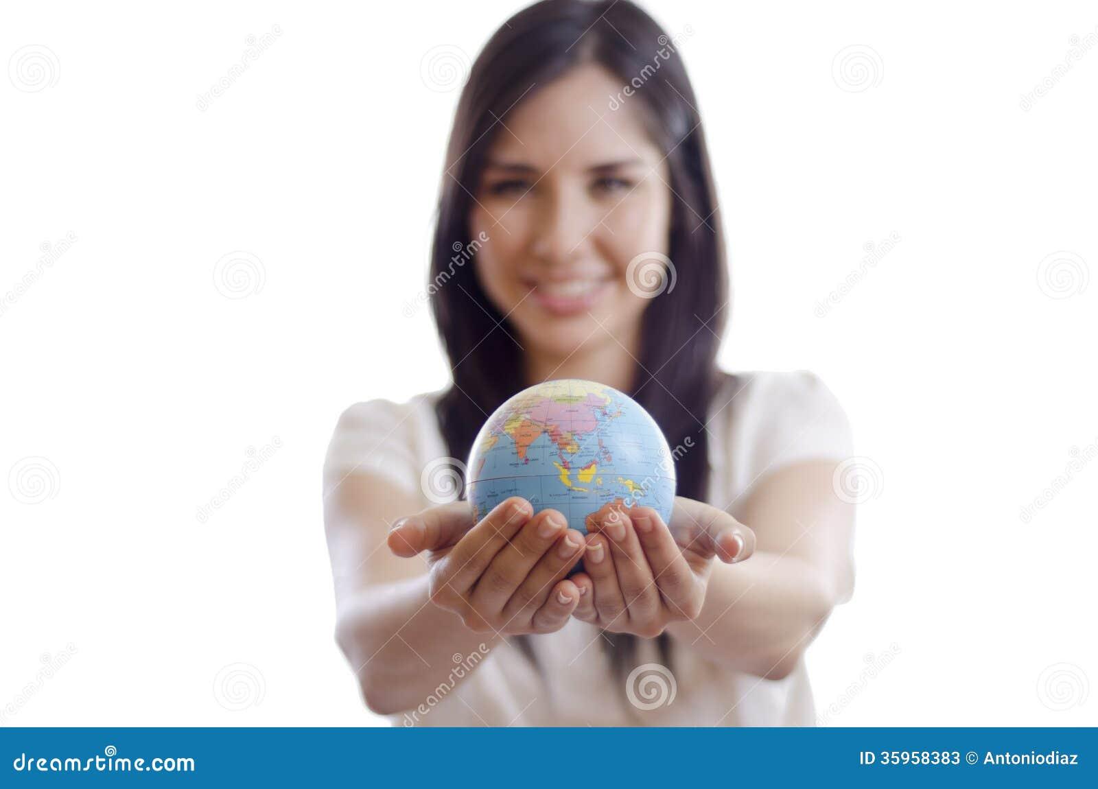 El mundo está en sus manos