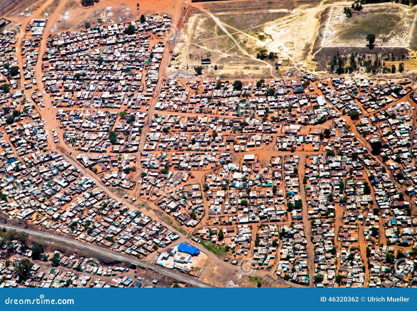 El municipio de Suráfrica