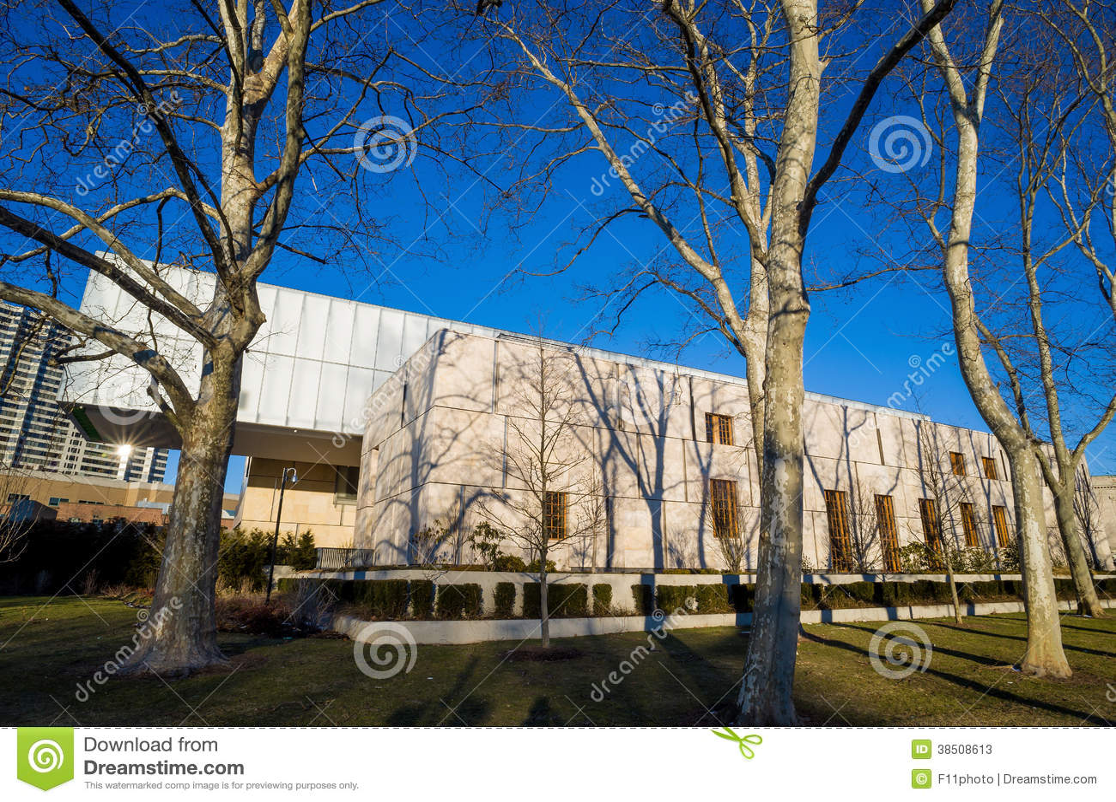 El museo de Barnes en Philadelphia