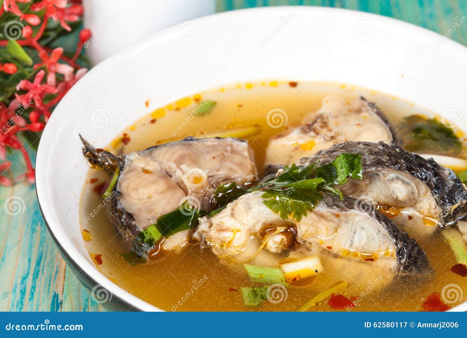 comida con pescado