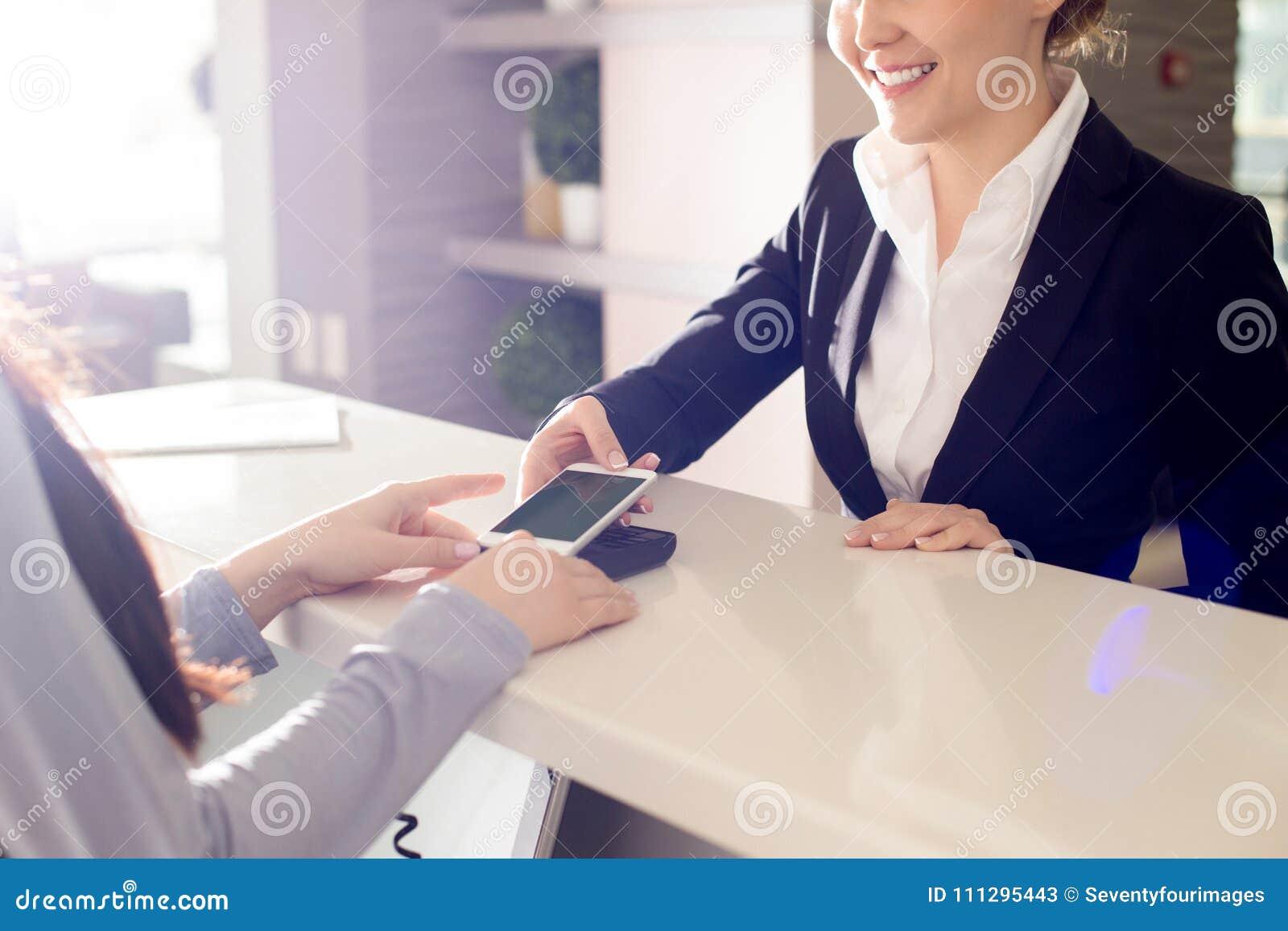 El pagar con Smartphone moderno