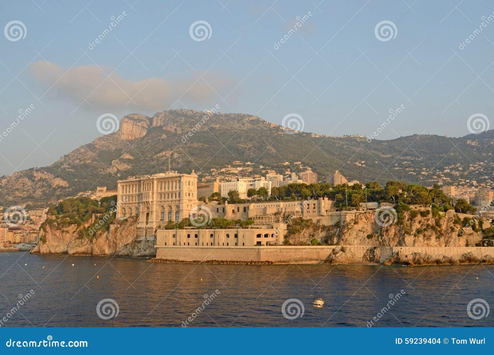 El palacio y el museo, Tom Wurl de Mónaco