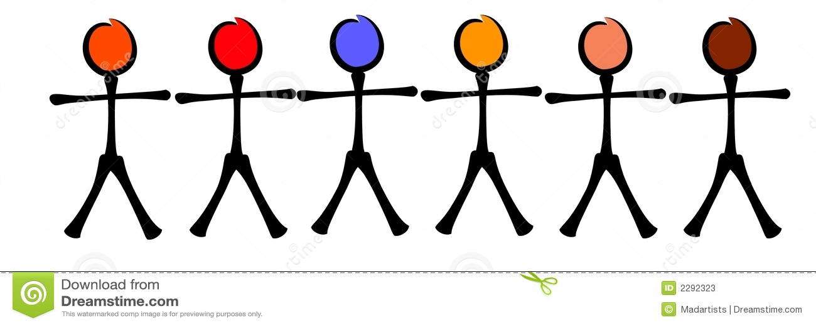 El palillo calcula igualdad racial