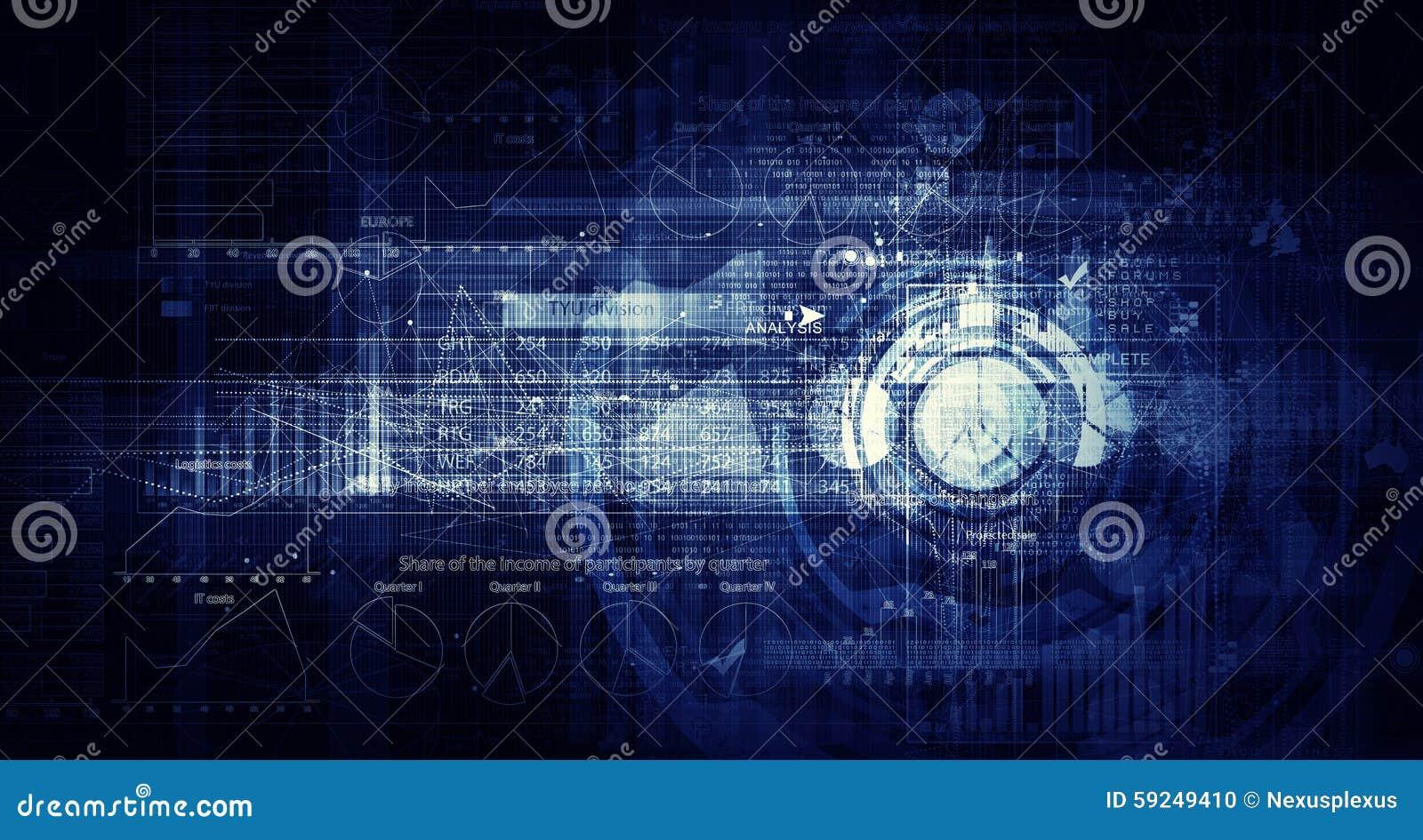 El panel virtual del negocio