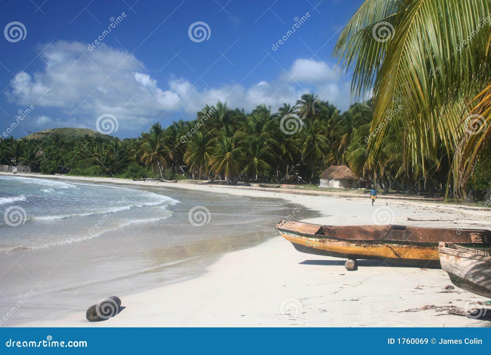 El paraíso de la playa