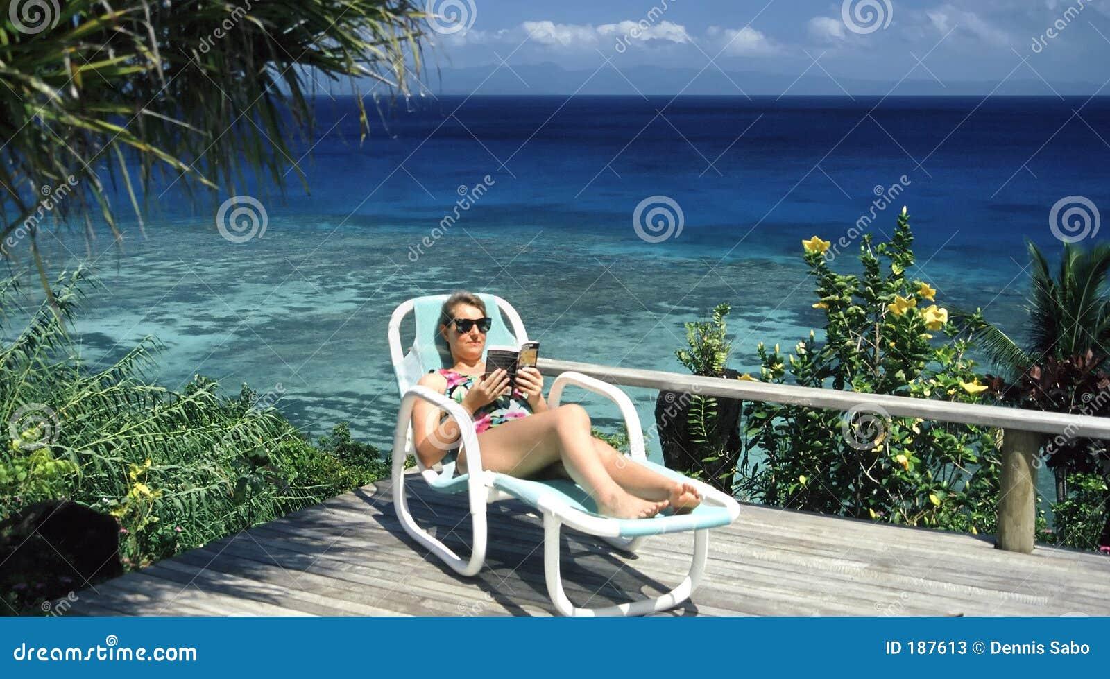 El paraíso es como un buen libro