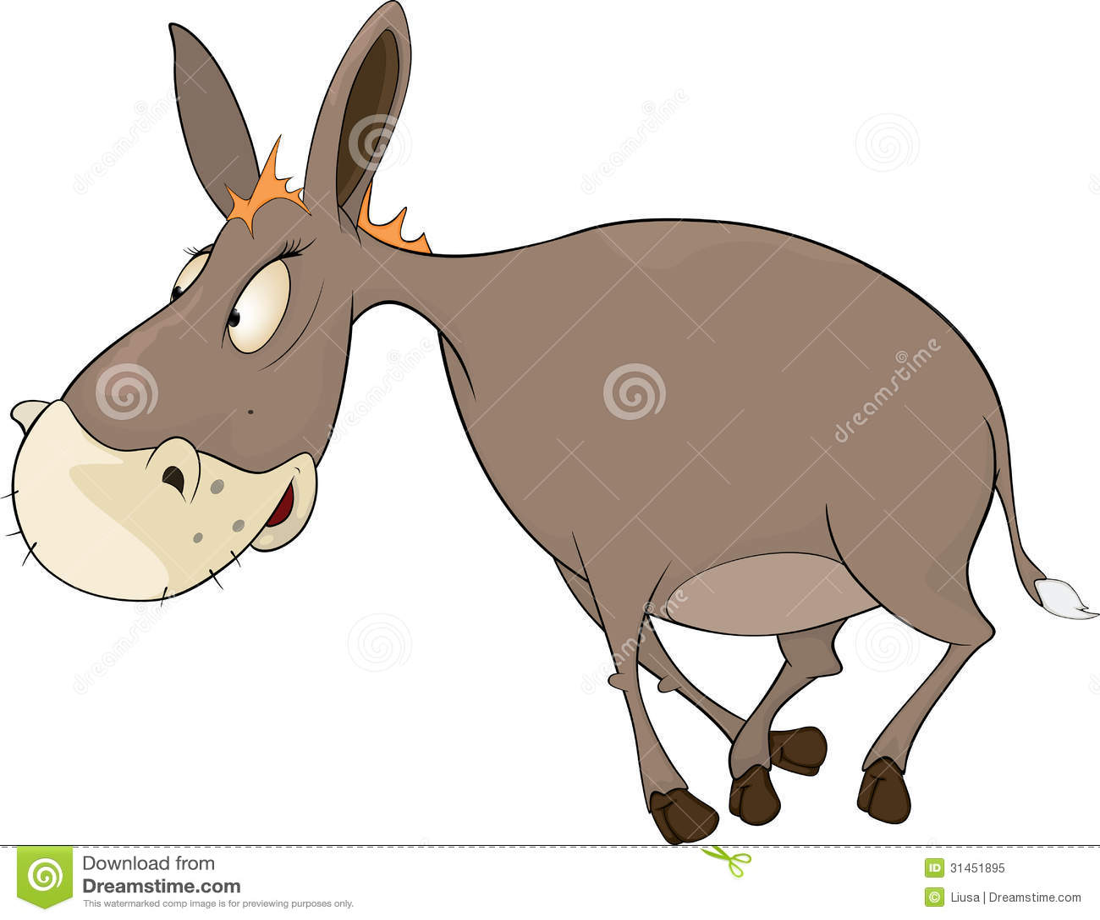image Ridículo asno burro redbone con jiggle p2