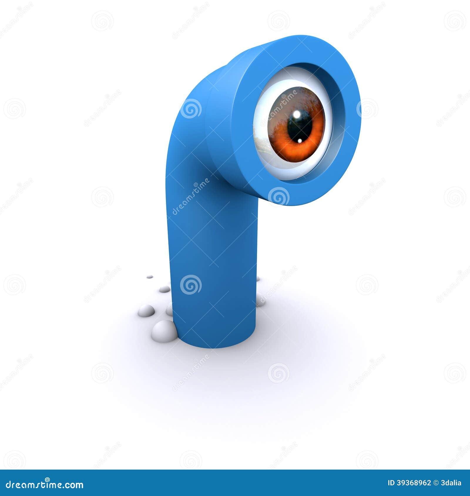El periscopio 3d aparece de en ninguna parte