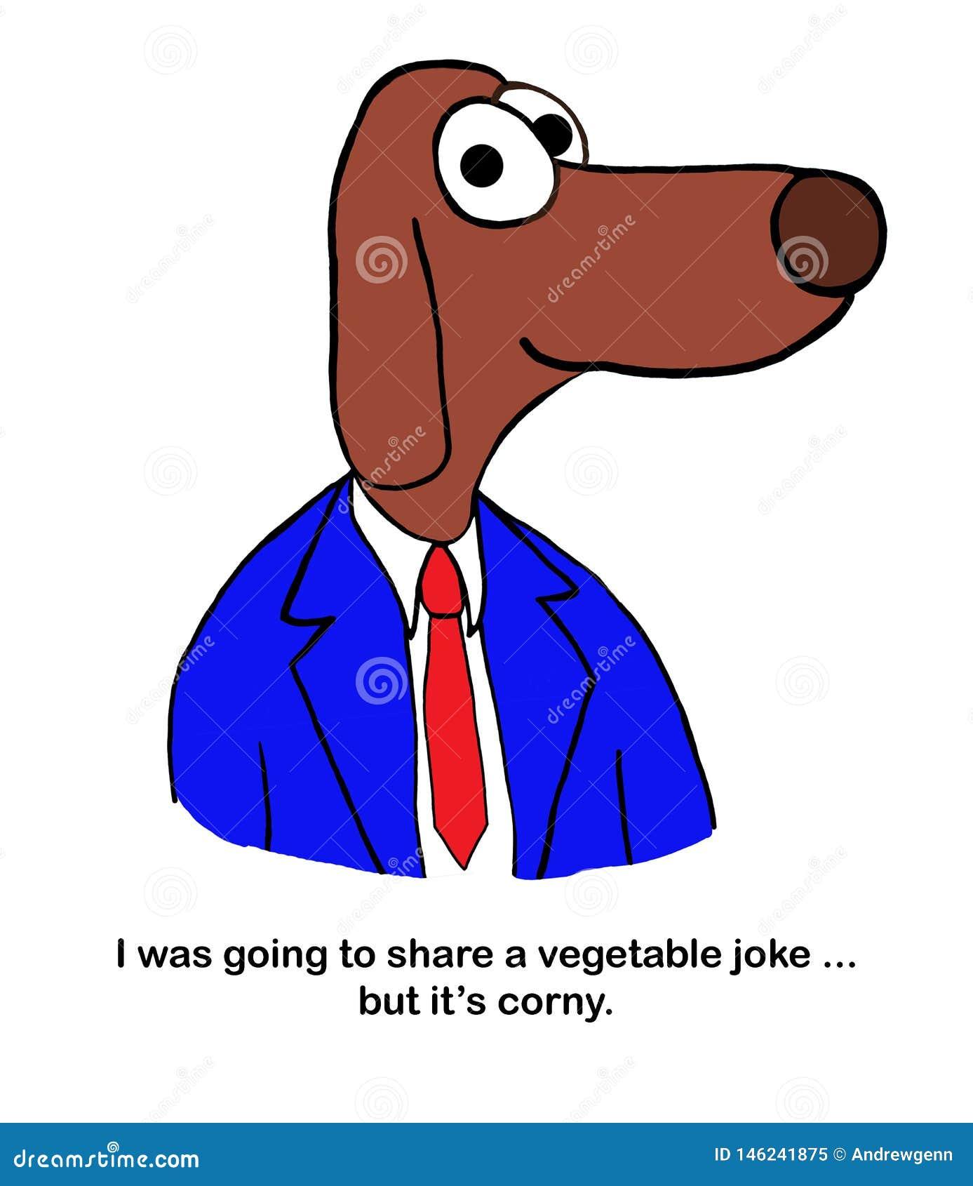 El perro utiliza retruécano para hablar la nutrición