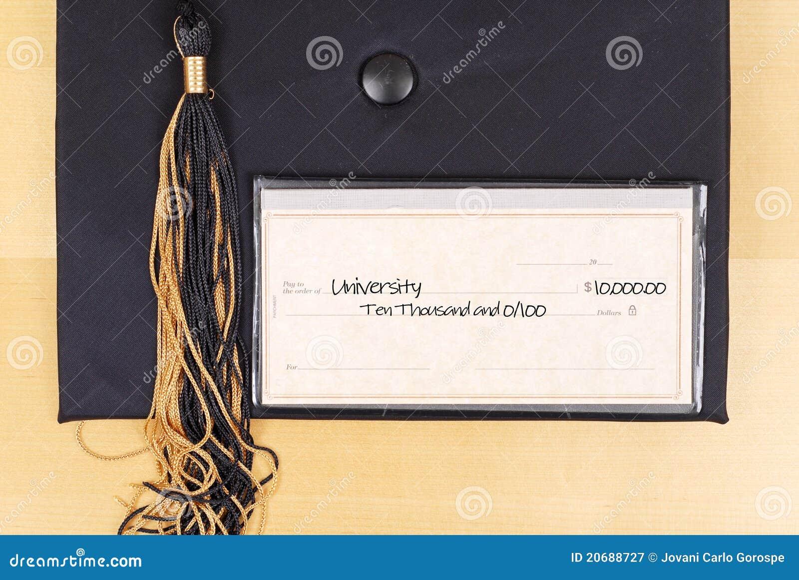 El precio de las cuotas de la universidad