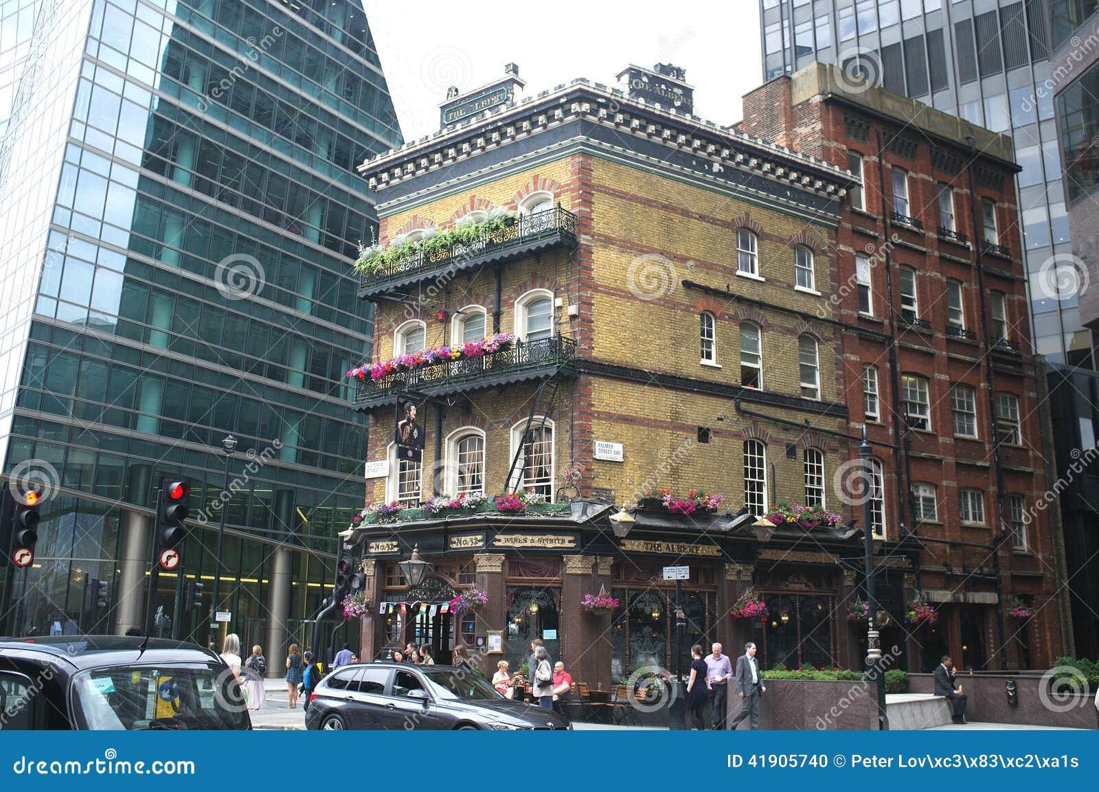El Pub de Albert en Londres