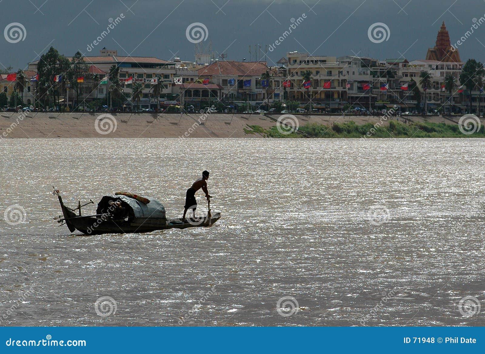 El río de Mekong
