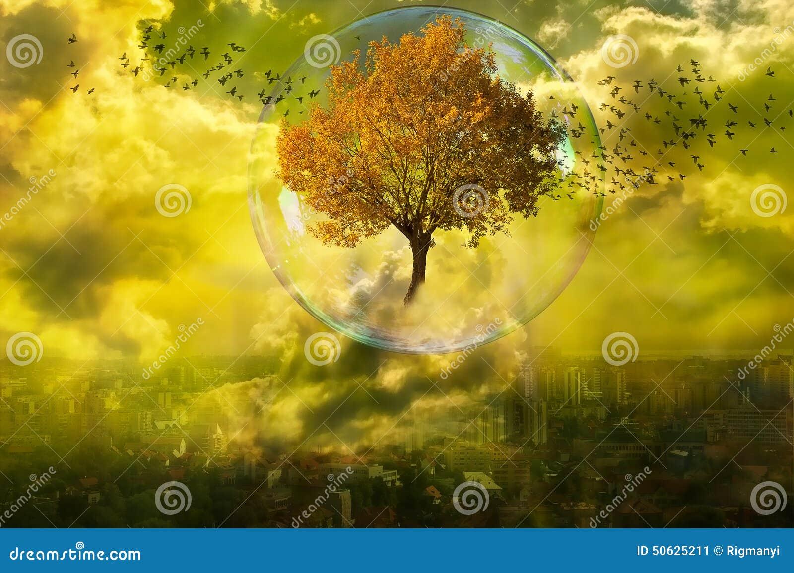 El renacimiento de la naturaleza