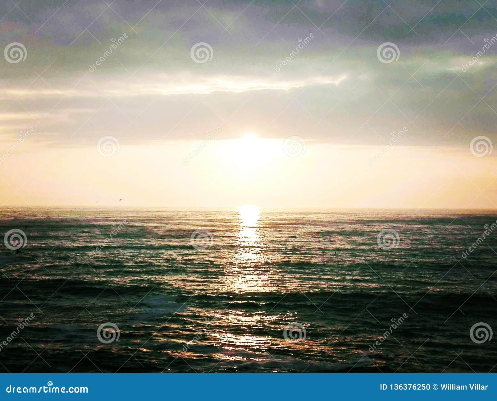 El sol en todo su gran esplendor