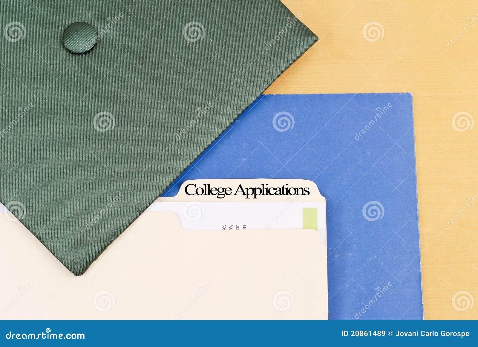 El solicitar universidad