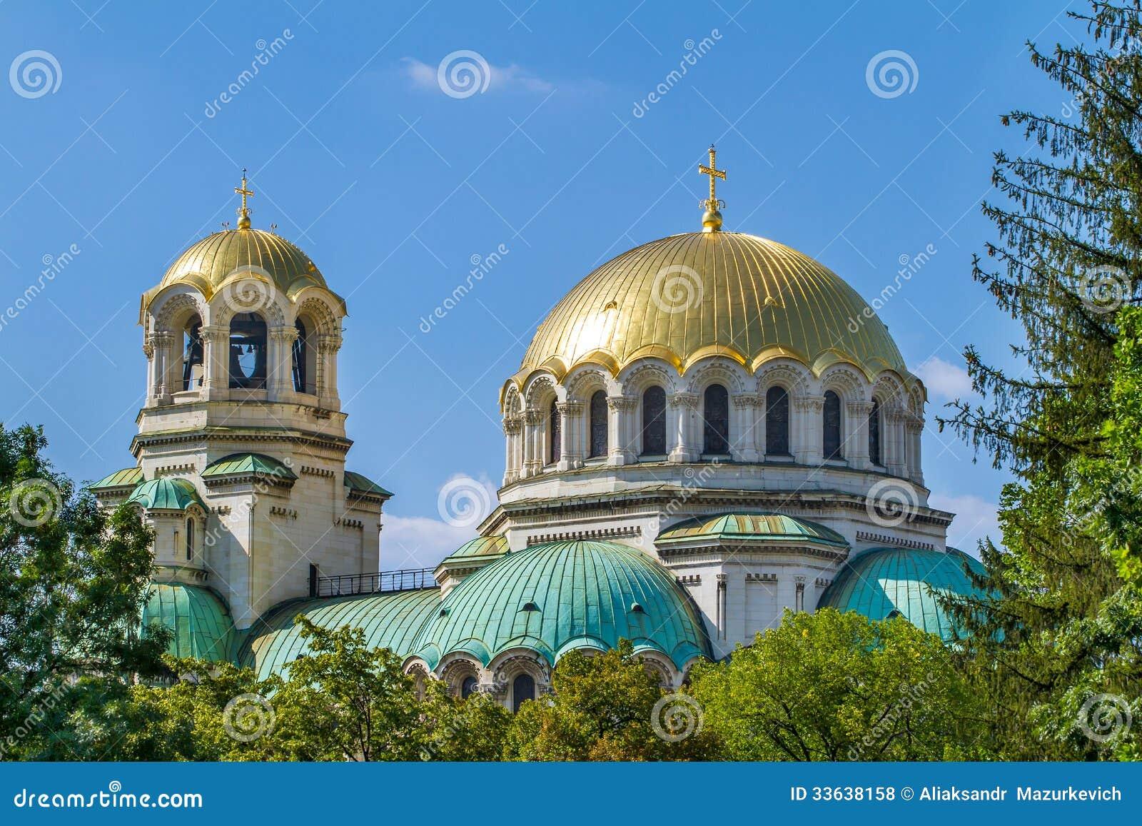 El St. Alexander Nevsky Cathedral