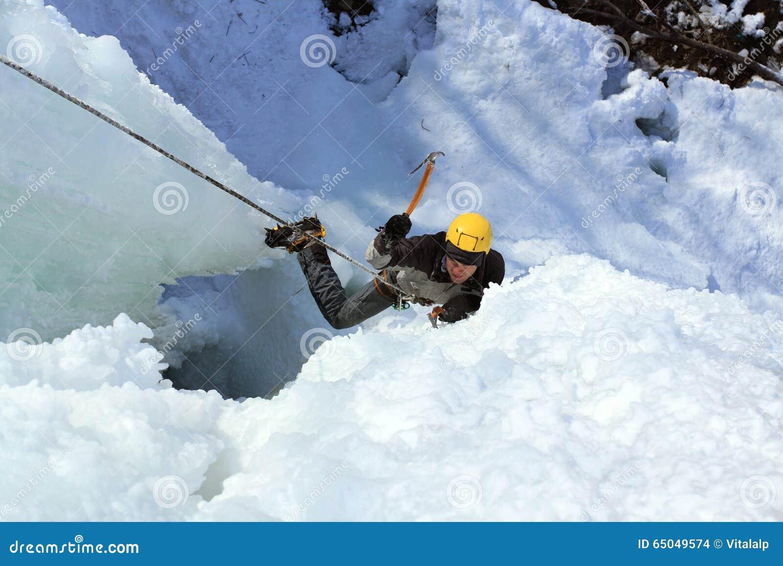 El subir del hielo