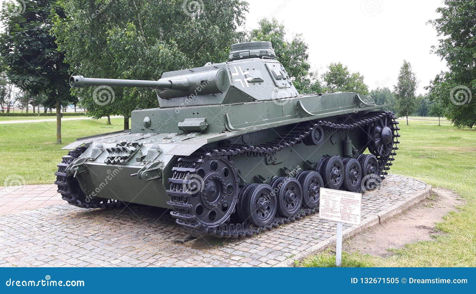 El tanque desde la Segunda Guerra Mundial