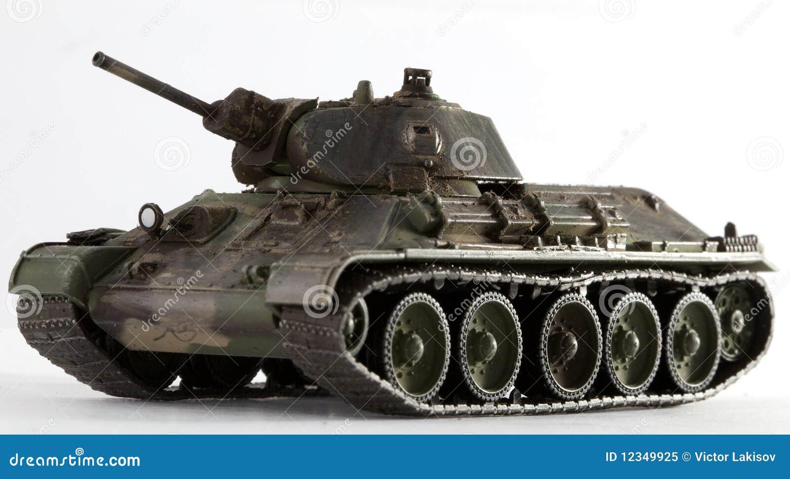 El tanque T34